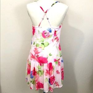 Abercrombie & Fitch Dresses - Abercrombie & Fitch Breezy Pink Floral Sundress